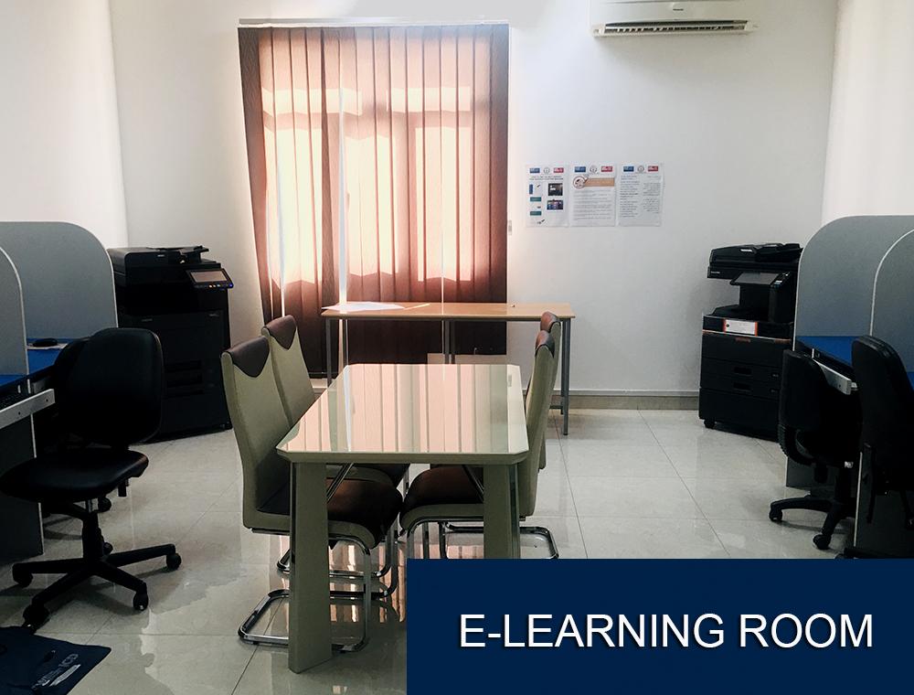 E-learning Room